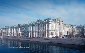 St. Petersburg Hermitage Website